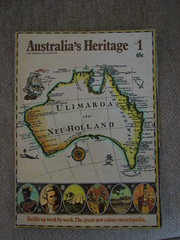 Australia's Heritage - The Making of a Nation
