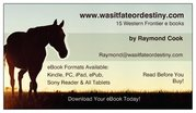 Choose From 15 Different Western Frontier eBooks
