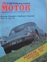 Old Australian Motoring Magazines