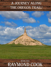 A Journey Along The Oregon Trail! eBook