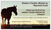 26 Western Frontier eBooks