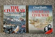 American Civil War books